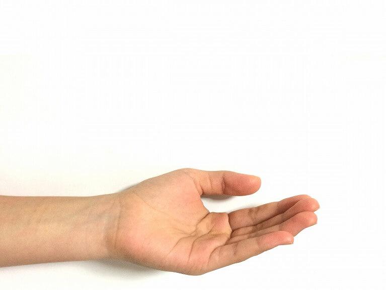 ひどい手汗は手掌多汗症かもしれません